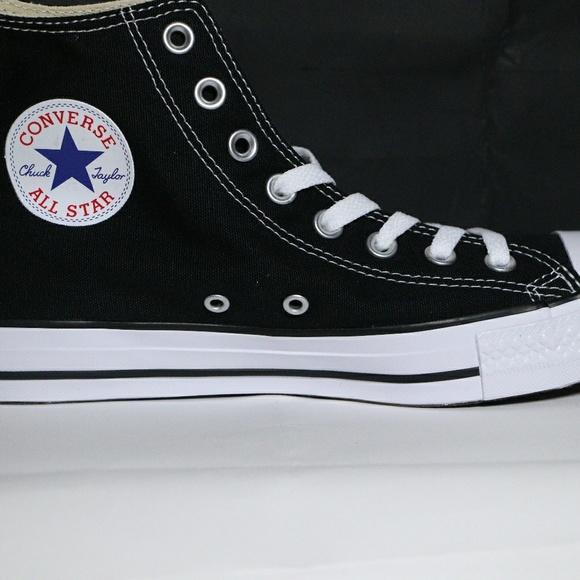 eaaca0ca22967d New Converse Classic Black All Star High Top